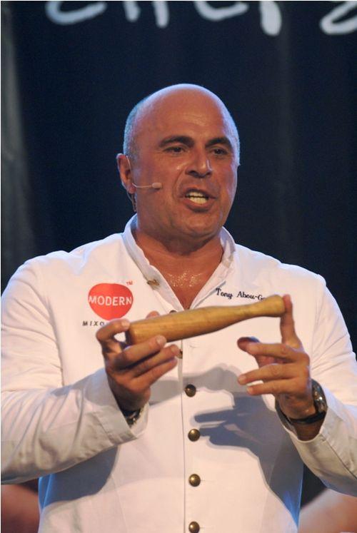 tony abou ganim, modern mixologist