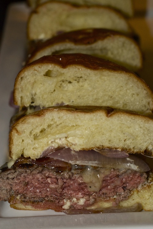 Tyler Florence Wayfare Tavern Burger