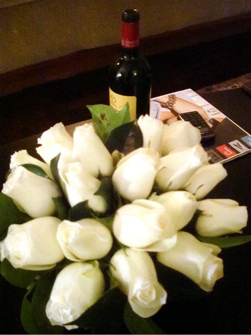 Roses-wine