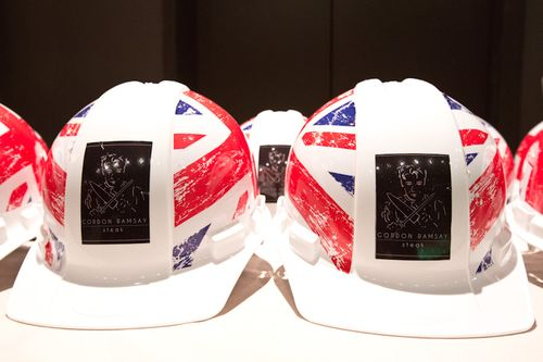 Gordon Ramsay Steak Hard Hats