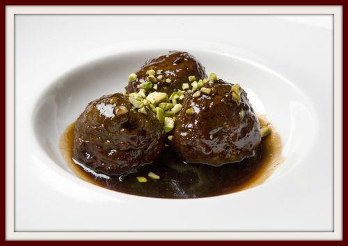 Hoss Zare Meatball Demo - SF Chefs