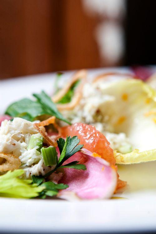 Burritt Tavern_Dungeness Crab Salad_Credit Aubrie Pick