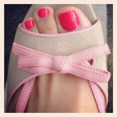 Food fashionista mika takeuchi chanel shoes