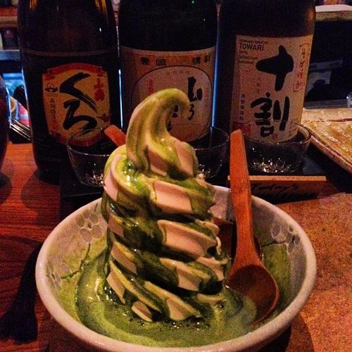 Ippuku - straus soft serve - food fashionista