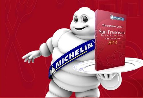 Michelin guide 2013 san francisco